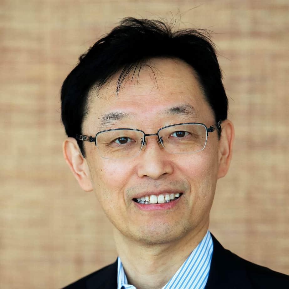 Professor Taiji Sakamoto
