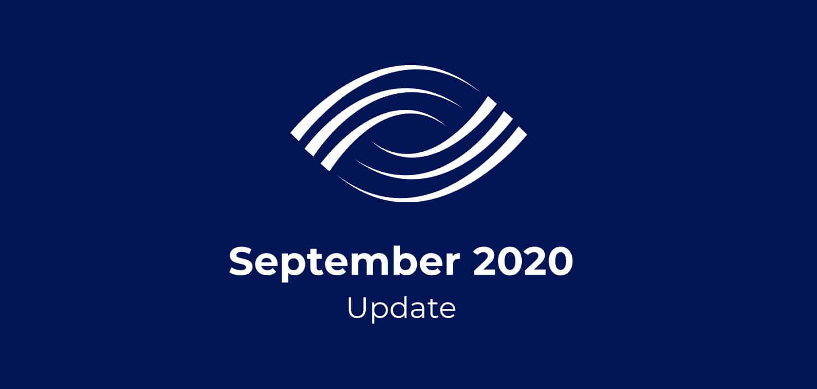 VDM Project Update | September 2020